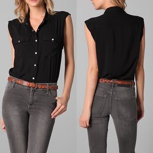 Cheap Monday Calexia Shirt in Black